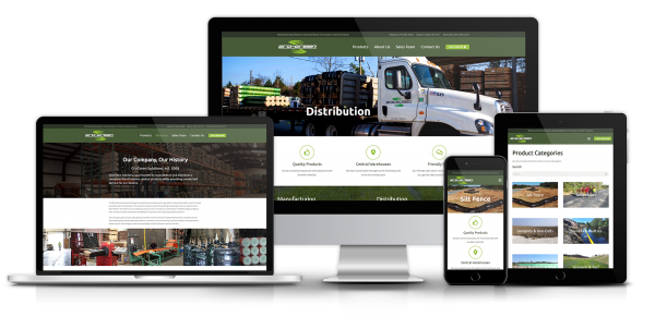 GroGreen Solutions Website Mockup